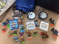 PS3 skylanders Swap force/Giants & PS4 skylanders Trap Team