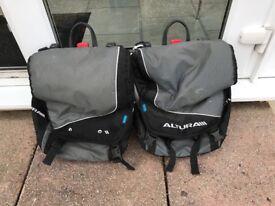 Altura Pannier Bags x 2