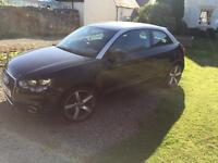 Audi a1 black special edition 1.2 tfsi