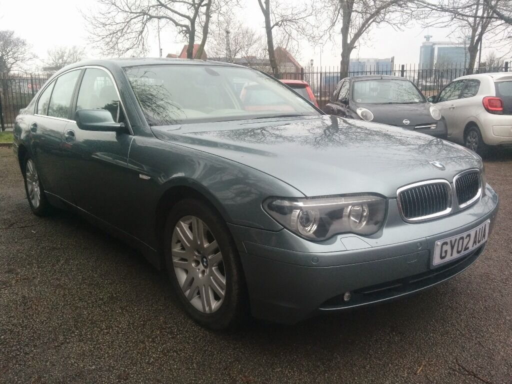 2002 BMW 7 SERIES 3.6 735i - 83K WARRANTED MILES - 2 OWNERS - LOTS OF