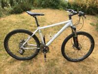Boardman pro mountain bike hardtail