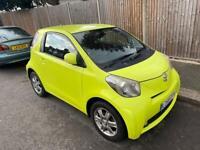 """2009 """"58"""" Toyota IQ IQ2 1.0 Petrol CVT Automatic Hpi clear, not Aygo Yaris smart car Citroen C1"""