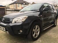 TOYOTA RAV4 NEW SHAPE WITH ELECTRIC SUNROOF & SIDE STEPS FDSH