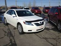 2009 TOYOTA CAMRY HYBRID CUIR TOIT OUVRANT GPS MAGS