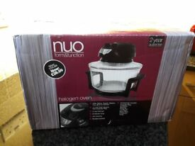 Brand new Nuo Halogen Oven 17L - still in it's original box!