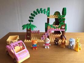 Unico Hello Kitty Safari set
