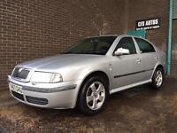 SKODA OCTAVIA **LOW LOW MILES** CAMBELT CHANGE FULL SERVICE RECORD!!