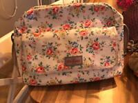 Cath kidston baby changing bag