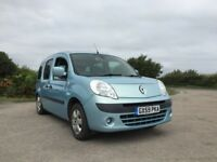 RENAULT Kangoo Expression 2009 Manual Wheelchair Assessible Very Good Condition