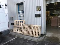 Wooden Pallets *FREE* Timber Good to use or Fire Wood, just outside, feel free to just pick them up.
