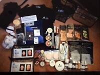 ARE YOU STUDYING MEDIA MAKE UP & HAIR? SELLING BOTH KITS - Bargain price!