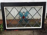 Lead windows