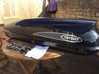 Karrite Odyssey 360 roof box
