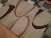 Medium semifluffy carpet
