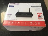 Netgear N600 Router Modem