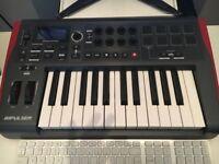 Novation Impulse 25 USB Controller Keyboard