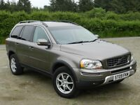 VOLVO XC90 2.4 D5 S GEARTRONIC AWD 5-DOOR. 7 SEATS, TOWBAR, FSH, JUST SERVICED. GREAT CONDITION.