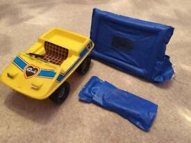 Sindy Buggy and Tent (with free UK postage)