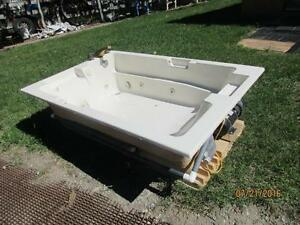 Large Jetted Hot Tub $350.00