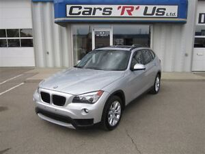 2013 BMW X1 2.8i AWD LOADED MOON ROOF ONLY 110K!