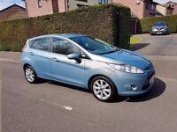 2009 '09' Fiesta 1.4 Tdci Zetec 'Bluetooth' £20 Year Tax
