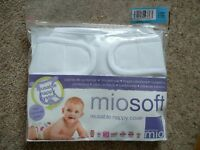Bambino Mio Reusable Nappies Premium Birth to Potty Pack - Cotton Nappies with Accessories