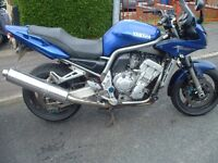 2003 yamaha fazer 1000cc