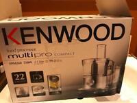 Kenwood Multi Pro Food processor - New in box