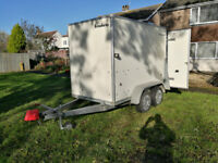 Brenderup box trailer