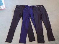 Horse Riding Jodhpurs 3 Pairs. Brand New. £70 for the 3 pairs. Absolute Bargain.