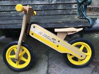 Tour De France Kids Balance Bike