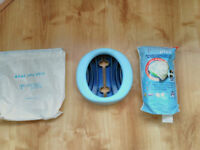 Potette Plus 2-in-1 Travel potty and Liners
