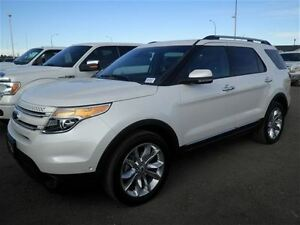 2013 Ford Explorer Fully Loaded Limited