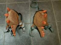 Toddler backpack reins x 1