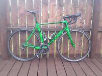 2015 Cube Agree GTC Carbon Fibre bike 58 cms frame