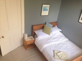Double room available in a large property in city centre. Long or short term.