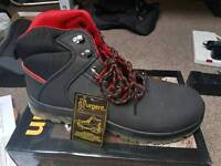 Safety boots 12.5