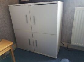 Selling IKEA cabinet with 4 compartments for £20 - EH6
