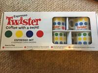 Expresso Twister Coffee with a Twist
