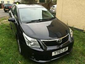Toyota avensis uber ready pco