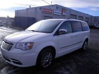 2011 Chrysler Town & Country Leather | Heated Seats | DVD Player