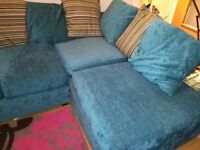 Corner sofa for sale needs gone asap