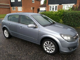 2007 Vauxhall Astra 1.6 Two Former Keepers Nice Condition