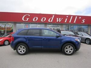 2014 Ford Edge SEL! BLUETOOTH!