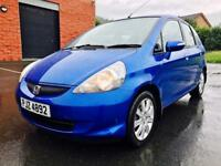 SEPTEMBER 2009 HONDA JAZZ SE 1.3 PETROL ONLY 53K FULL SERVICE HISTORY EXCELLENT CONDITION