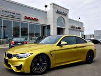 2015 BMW M4 Coupe Executive, Connected Drive & Premium Pkgs Na