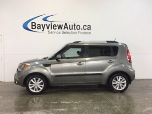 2013 Kia SOUL 2U- 6 SPEED|ALLOYS|HTD STS|BLUETOOTH|CRUISE!