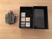 Nintendo DS Lite - Very good condition with charger & games