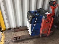 Electric Pump Truck LINDE T16