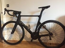 New Smart aero carbon road bike